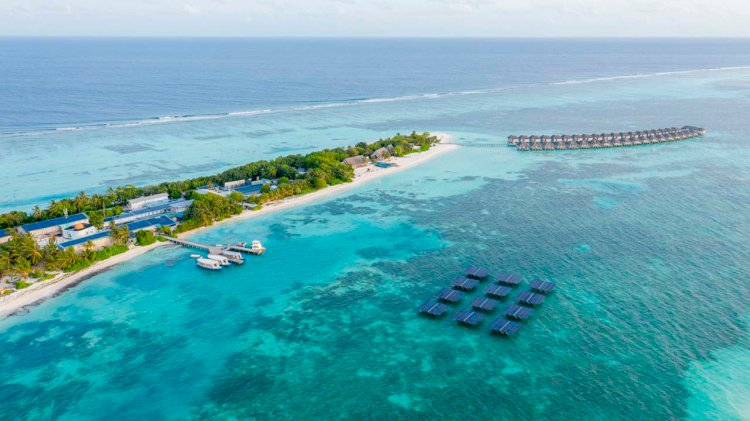 World's largest floating solar energy system installed in Maldives