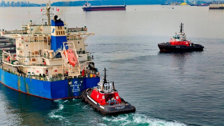 Haisla Nation and Seaspan awarded LNG Canada escort and harbor tugs contract