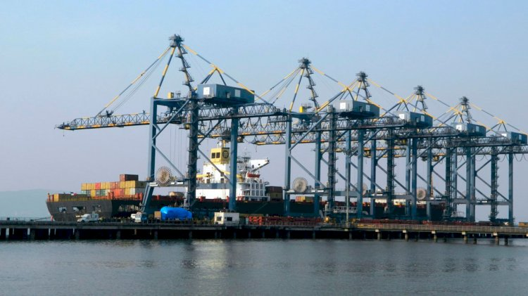 Kalmar's technology selected by DP World for NSICT in Mumbai