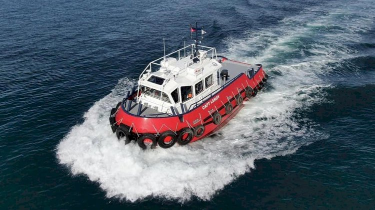 Kotug Seabulk Maritime services (KSM) expands fleet in Freeport Bahamas