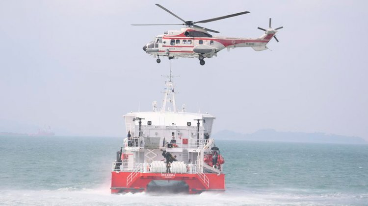 MPA held multi-agency exercise to test ferry emergency preparedness