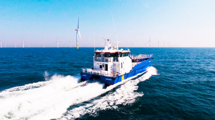 SeaZip partners with Taiwan Offshore Wind Farm Services Corp