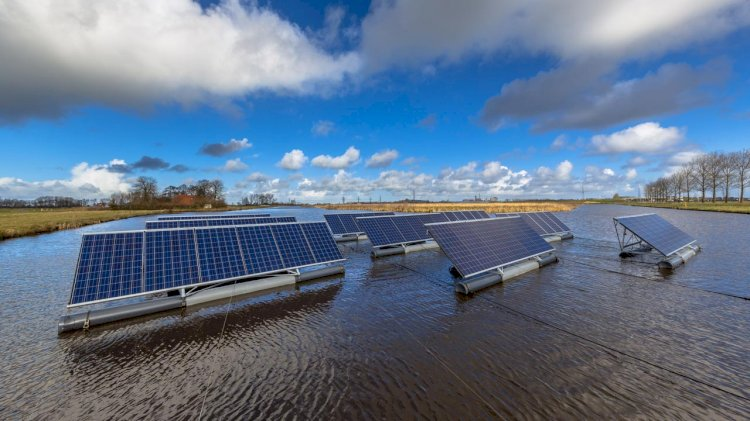 Tractebel awards two floating solar PV projects