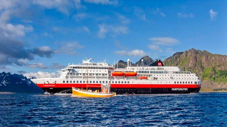 Wärtsilä solutions to support Hurtigruten's green push in expedition cruises