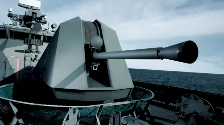 Germany to equip new coastal patrol vessels with BAE Systems' 57mm guns