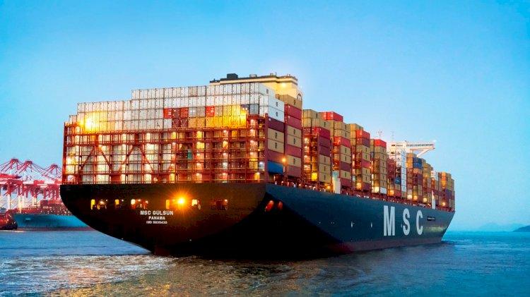 MacGregor designs innocative cargo system for MSC GÜLSÜN