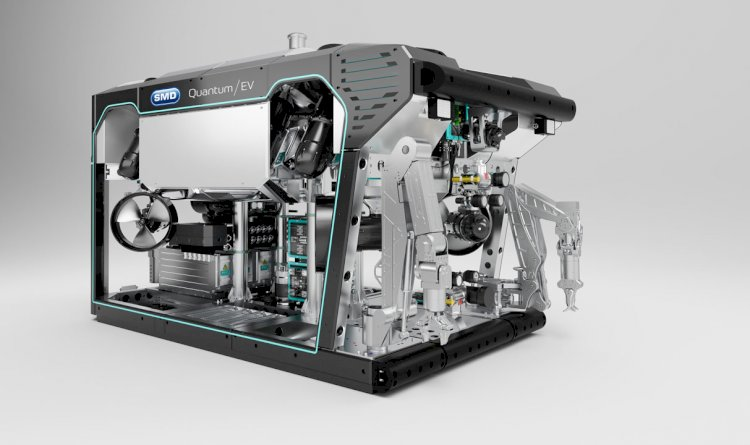 SMD unveil environmentally responsible ROV technology