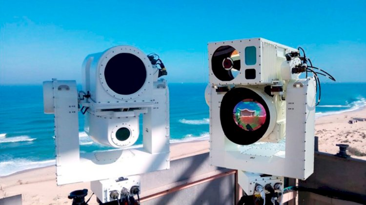 CONTROP presents a complete solution for coastal and maritime surveillance