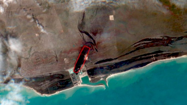 Equinor promises to clean up the Bahamas oil spill
