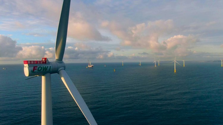 Taiwanese offshore wind farm Formosa 1 generates first power