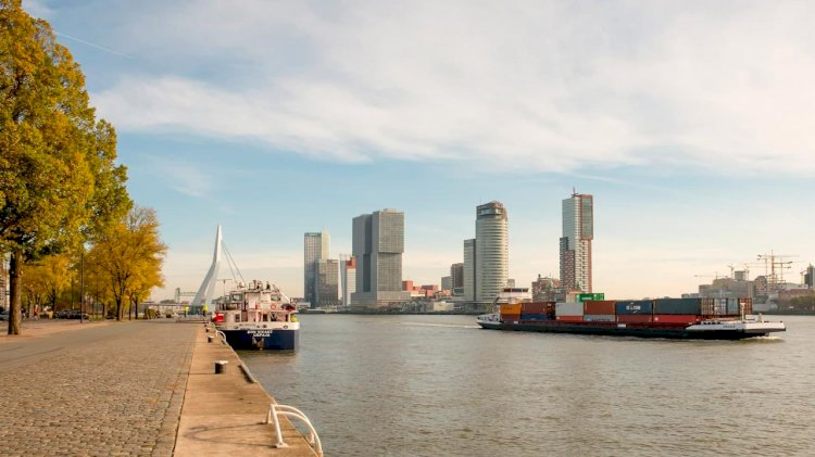 Port of Rotterdam launches the mobile shore-based power pilot project