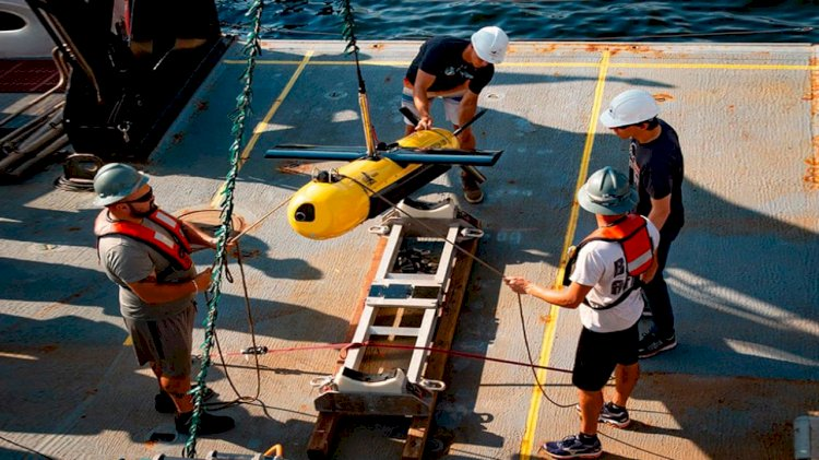 Kraken launches OceanVision project