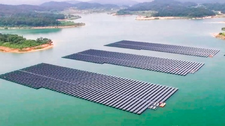 Floating PV is flooding South East Asia's power mix