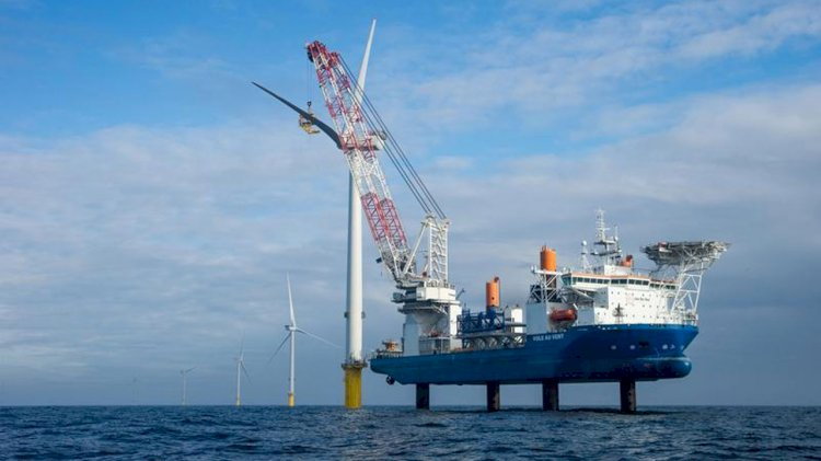 Jan De Nul enters French renewables market