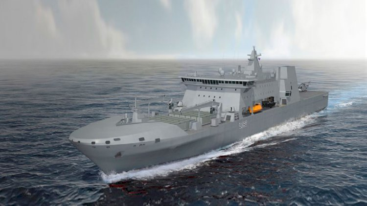 BMT announces a new multi-role auxiliary vessel ELLIDA