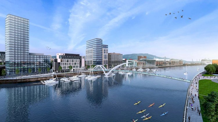 Belfast Harbour intend to invest £254 million in new Port