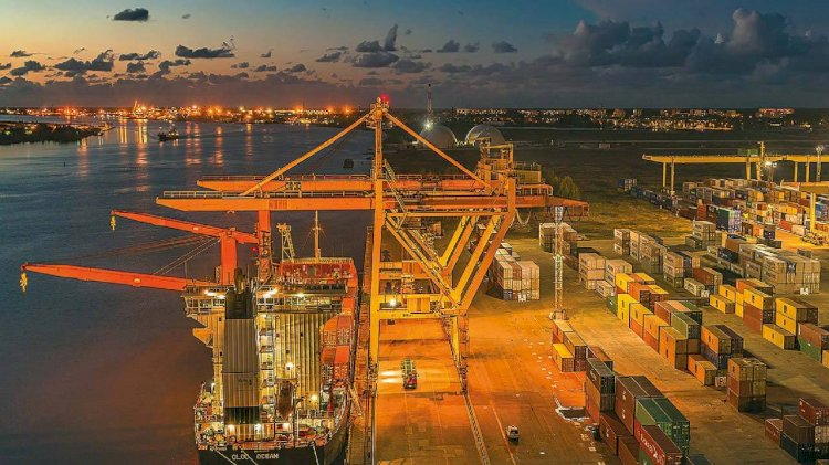 Freeport of Riga: Smart logistics is just one of the first steps