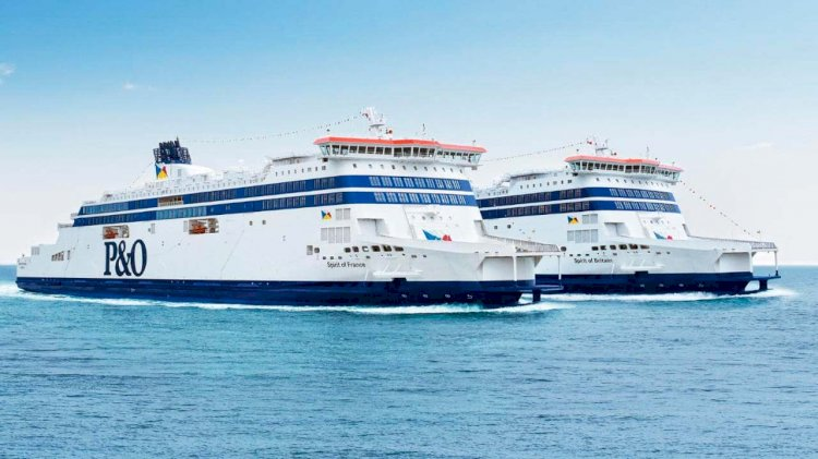 P&O Ferries launch new freight ferry service between Calais and Tilbury