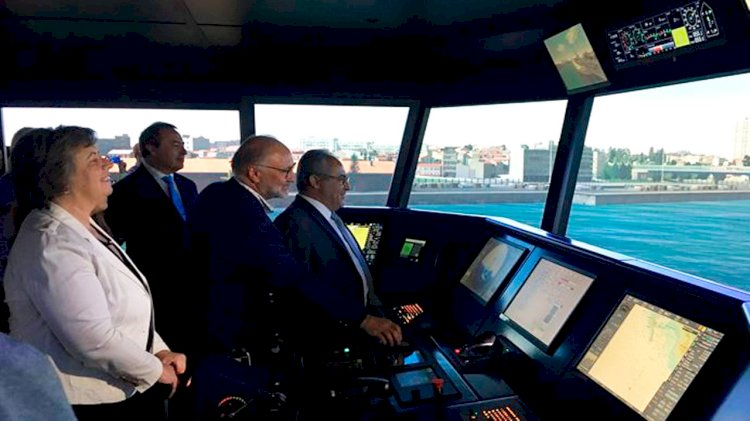Wärtsilä simulators provide advanced training at a new facility in Portugal