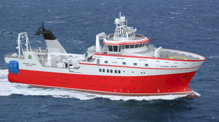 Greenland research vessel picks MAN hybrid propulsion package