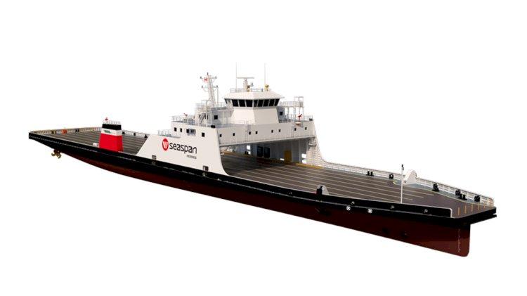 Seaspan Ferries selects Corvus to supply energy storage