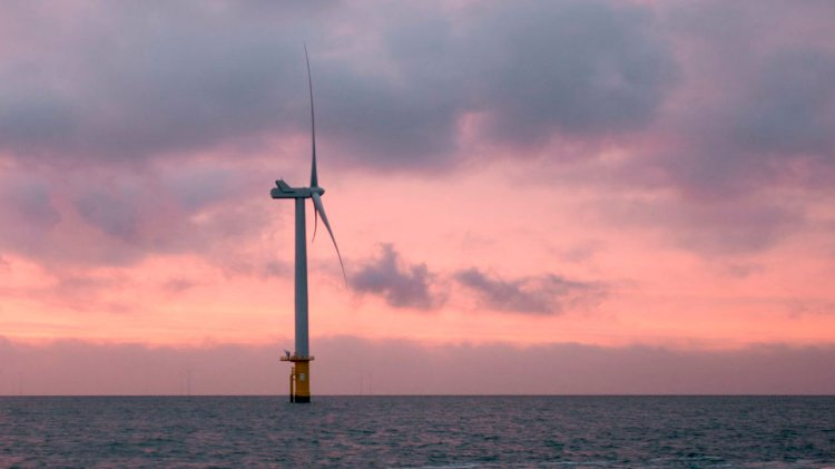 Parkwind designs turbines for the Arcadis Ost 1 Offshore windfarm