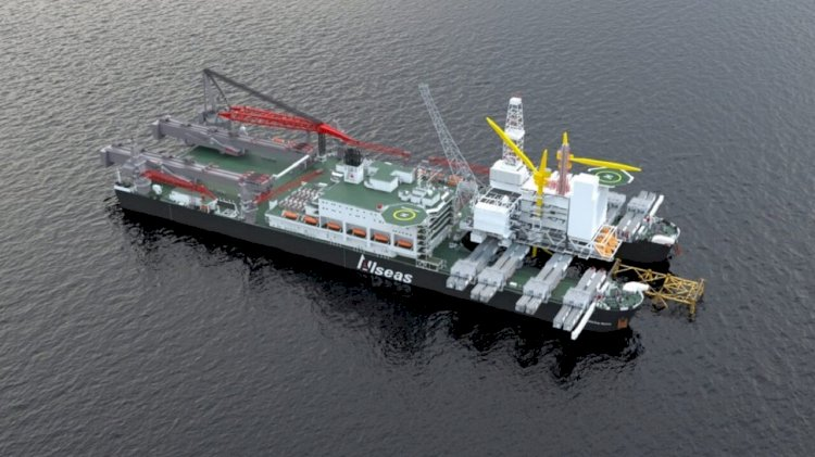 Allseas selected to remove the Repsol Gyda platform