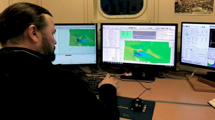 Bangor University's U-Boat research in the Irish Sea