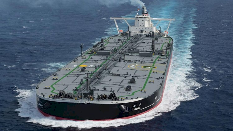 First SOx scrubber-equipped VLCC in the NYK's fleet