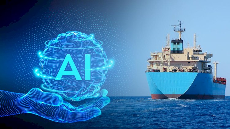 K Line starts research on maritime logistics using AI