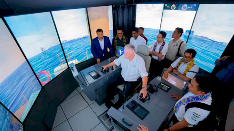 Wärtsilä to supply LNG bunkering vessel simulator to Malaysia