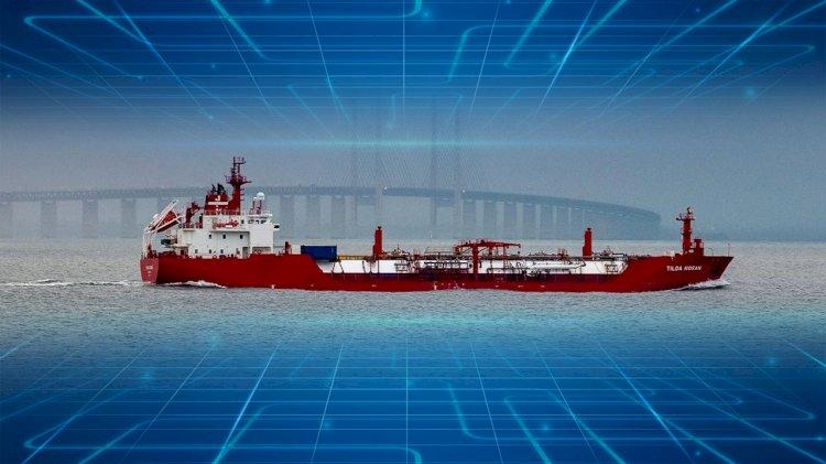 J. Lauritzen improving its fleet's cyber security with ITLink