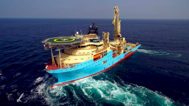 Maersk Supply Service brings its vessel to support Pemex