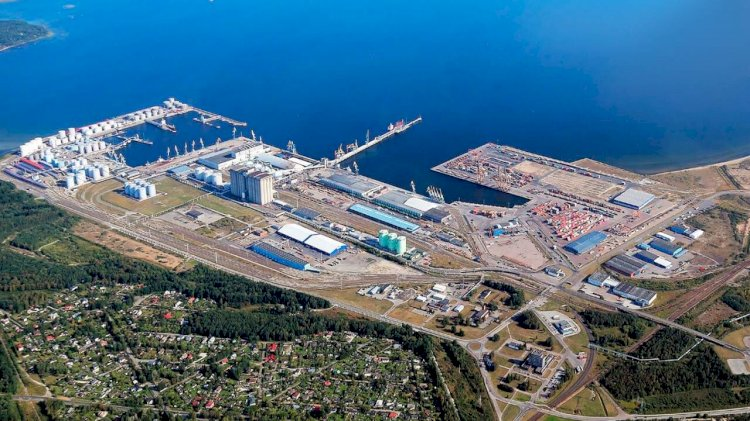 Port of Tallinn opened the refurbished part of Terminal D