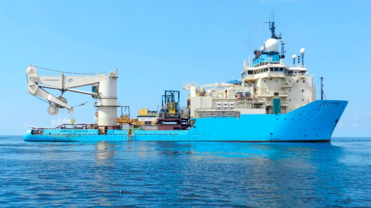 Maersk Supply Service to provide a mooring lines life extension solution for Shell's FPSO