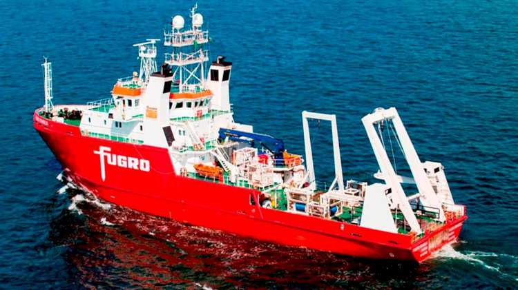 Fugro completes deepwater AUV surveys for Shell