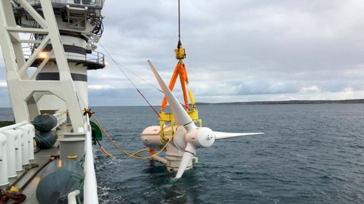 Tidal energy: Minesto receives approval for EU-funded project