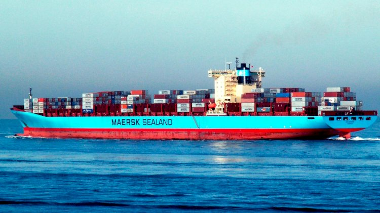 Maersk join forces with industry peers and customers to develop LEO