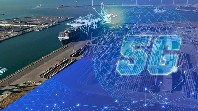 Port of Zeebrugge investing in 5G network