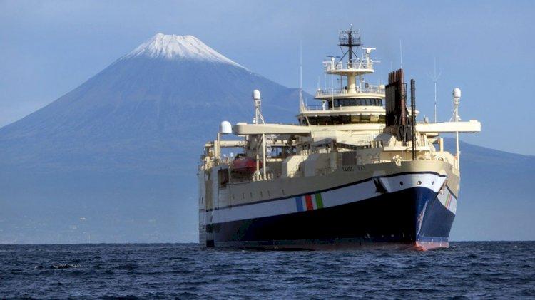 New 3D geophysical survey vessel in Japan