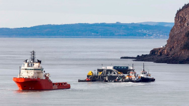 Canada creates new tidal energy opportunity