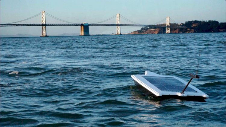 Sofar presents a new ASV to monitoring ocean environments