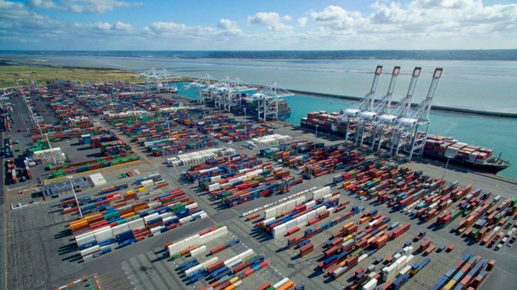 GMP invests in two new container berths in Port of Le Havre