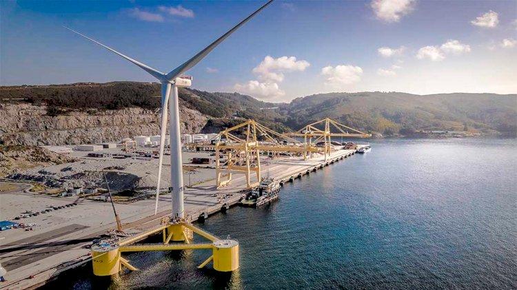 ABS classes world's biggest floating wind turbine