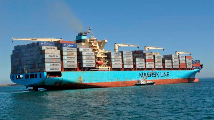 Maersk tests low-carbon solutions for its fleet