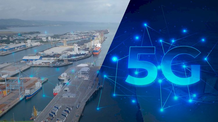 Belfast Harbour in UK first for 5G technology