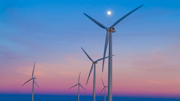CDWE signs contracts for the Zhong Neng offshore wind farm