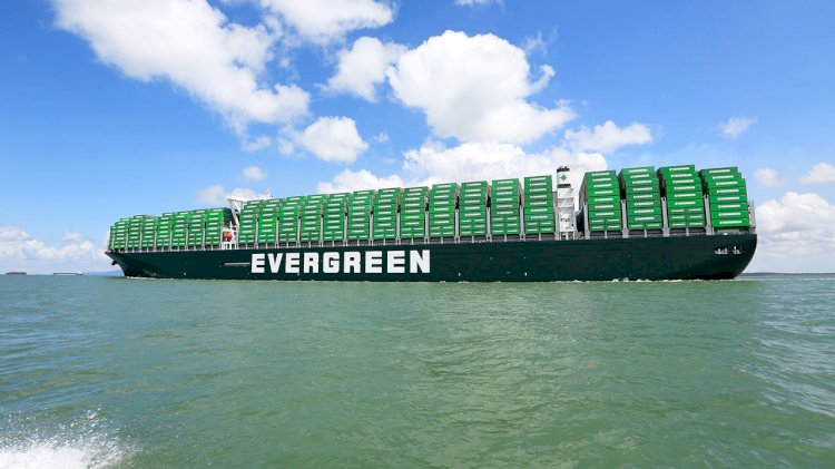 Evergreen selected MACS3 for its cargo securing regulation services
