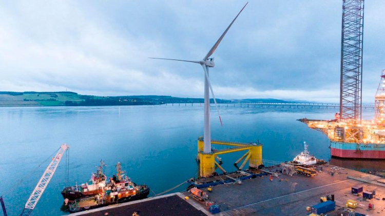 First Subsea supplies wind bend stiffener connectors for Kincardine