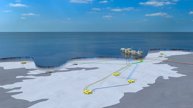 Alcatel annonces the completion of the Johan Sverdrup PRM system
